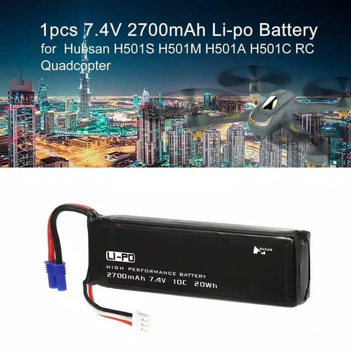 baterai hubsan original