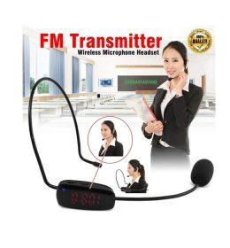 FM Transmitter Microphone