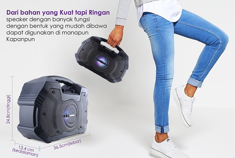 Speaker Bluetooth Portabel
