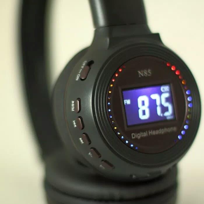 Original Zealot N85 Headphone FM