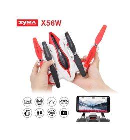 Syma X56W Wifi FPV G-sensor Altitude Hold Remote Hitam