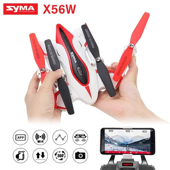 Syma X56W Foldable