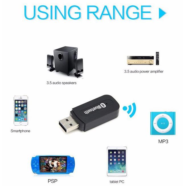 Wireless Bluetooth Receiver Mobil